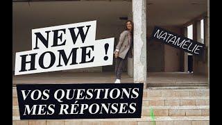 1) FAQ /NEW HOME / BUDGET/SURFACE/PISCINE...