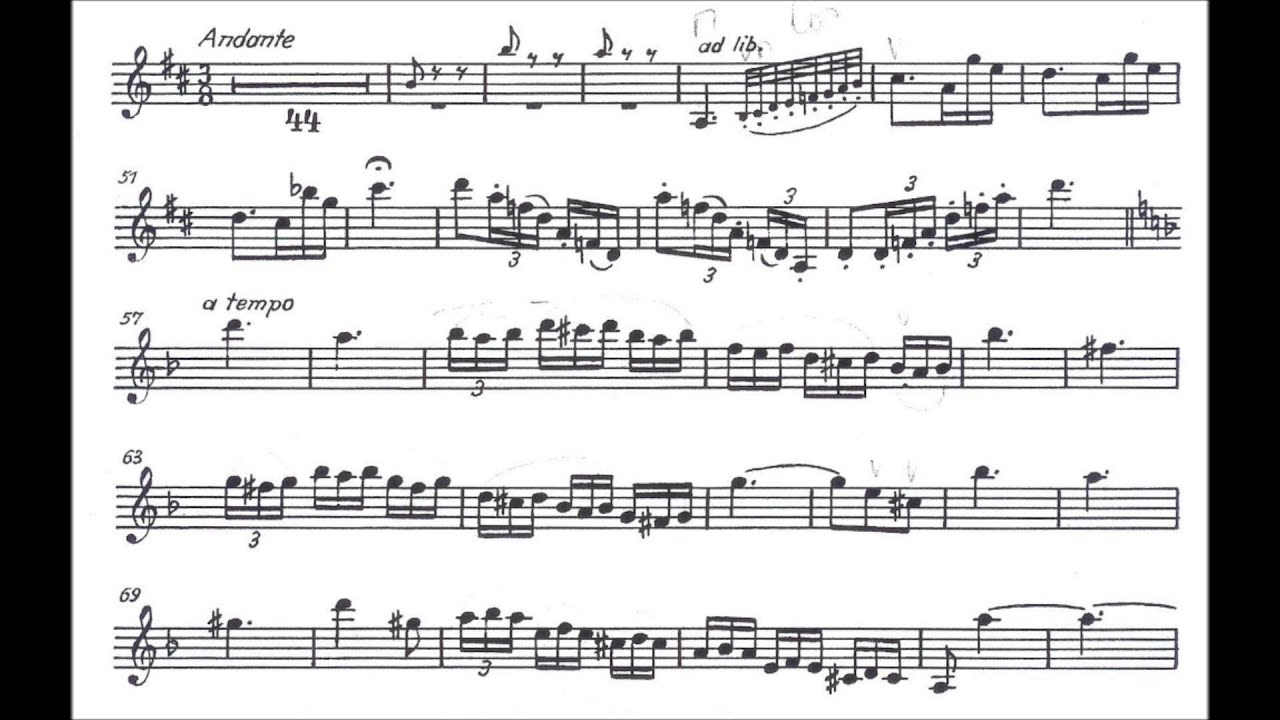 Mendelssohn, Felix violin concerto in D minor for string orchestra