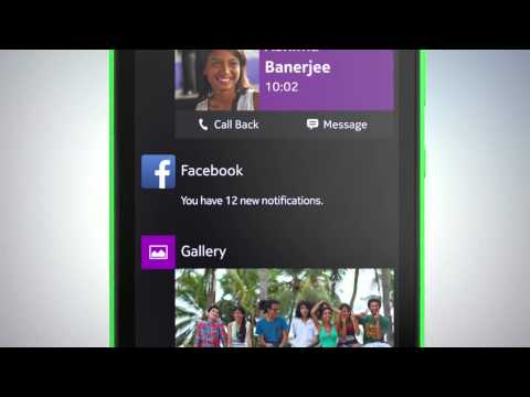 Nokia android phone promo video-the new nokia x family