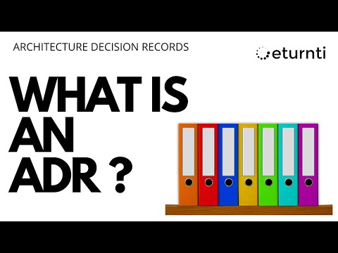 Quick Bytes #17 - What is an ADR ?