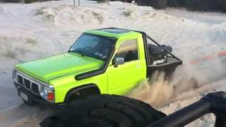 nissan patrol rb30 turbo moreton beach recovery