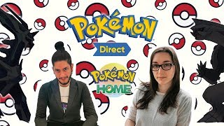 Pokémon Direct del 09/01/2020 in LIVE!