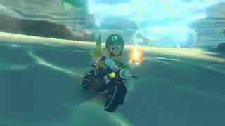 Wii U - Mario Kart 8 - MOST AMAZING RACE EVER