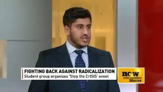 CBC Canada: Ahmadiyya Muslim Students campaign against ISIS