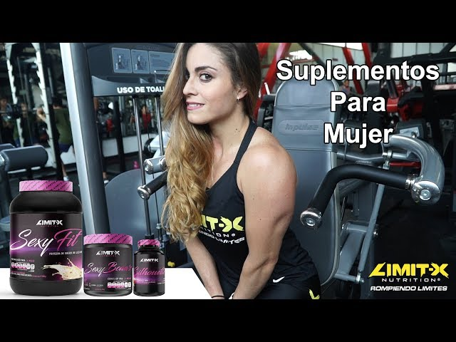 Suplementos Para Mujer | Limit X Nutrition