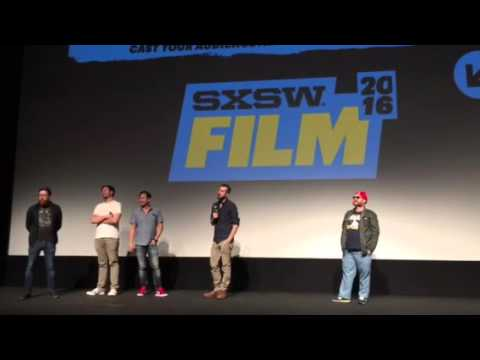 """IN A VALLEY OF VIOLENCE"" Q&A with Ti West @SXSW"