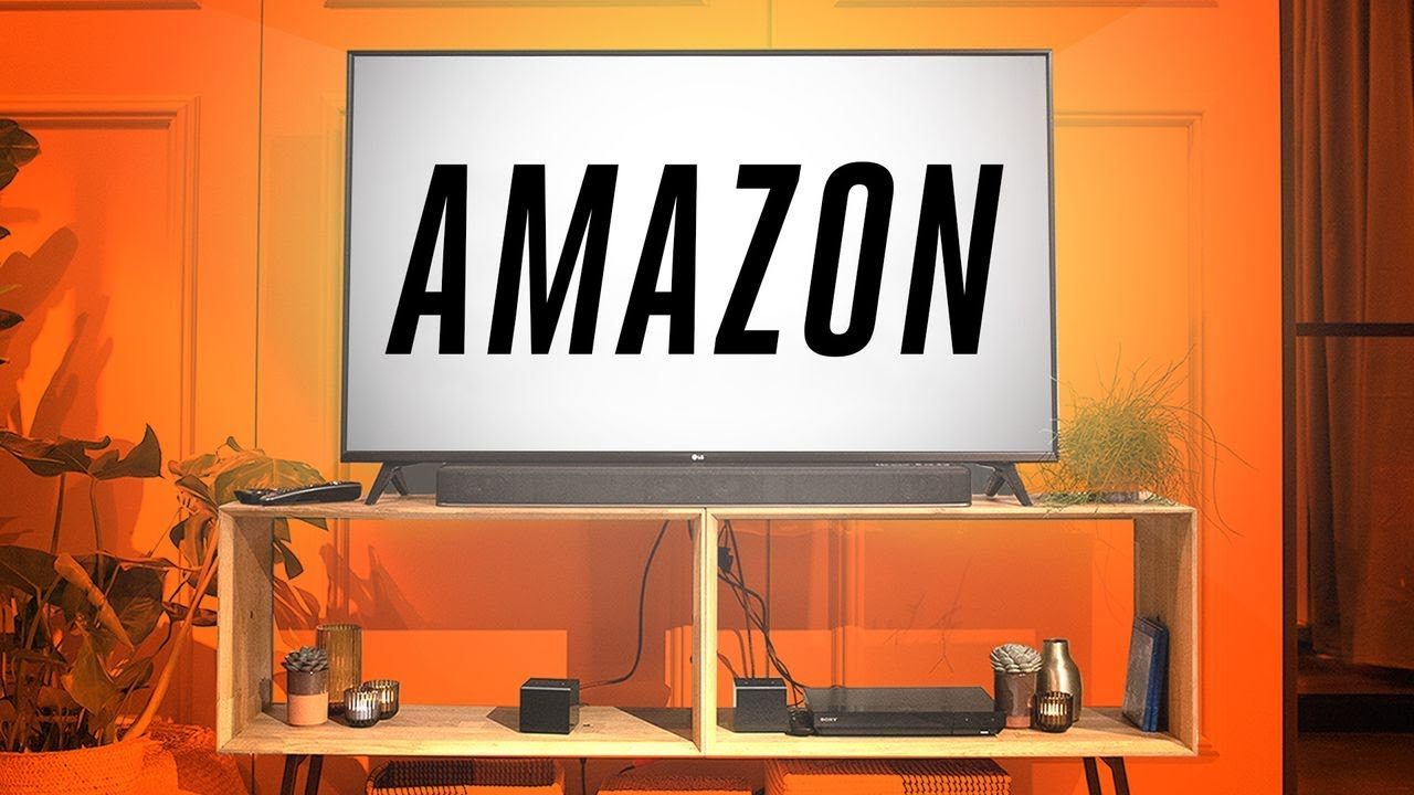 The first Amazon Fire TV with an OLED screen and built-in