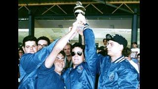 Italy vs. Finland - 1992 European American Football League (EFL) Cup - 3