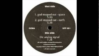Sensitive - God Stepped Out (Space) 1993