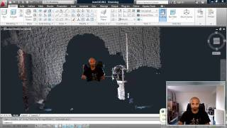 Integrating Kinect with AutoCAD