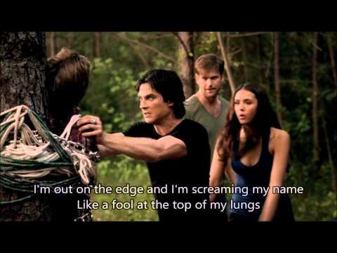 Jason Walker - Echo (lyrics) from The Vampire Diaries