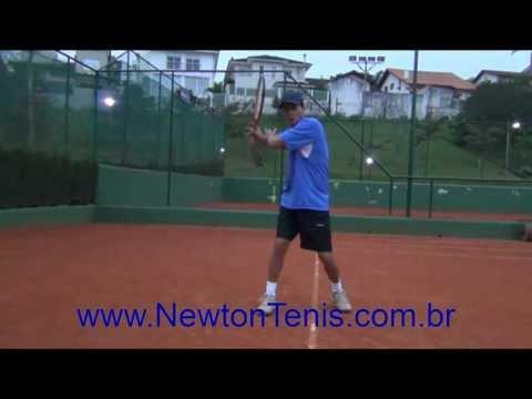 Forehand com mais potência - Improve your Forehand by Newton Tenis