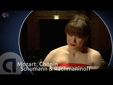 Piano Recital - Mozart, Chopin, Schumann and Rachmaninoff - Anna Fedorova
