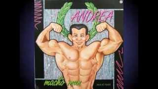 Скачать Andrea Macho Man Italo Disco Hq