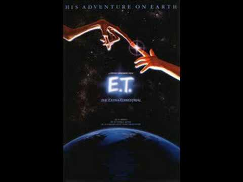 E.T. The Extra-Terrestrial OST Escape/Chase/Saying Goodbye