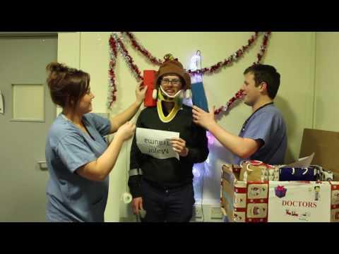 SVUH ED - Christmas Video - 2016