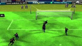 Fifa Online II: Episode #1 - Liverpool vs. Barcelona