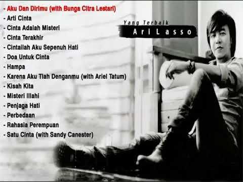 """Ari Lasso Full Album """"Yang Terbaik"""""""