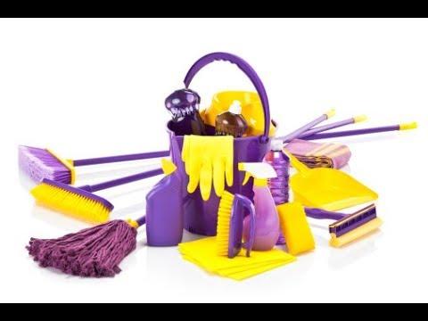 Видео уроки по уборке