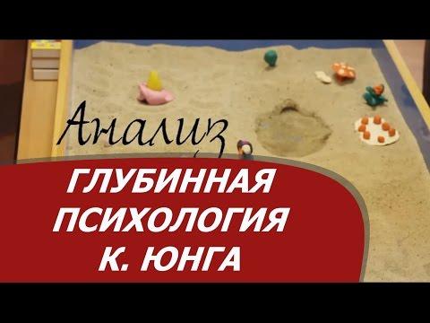 Глубинная психология К. Юнга в пространстве песочной терапии