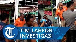 TRIBUN-VIDEO.COM - Sekitar pukul 08.45 WIB Mapolrestabes Medan dite...