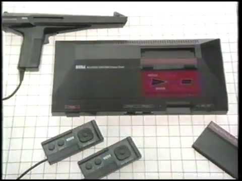 Sega Master System 1986 Christmas Commercial