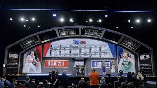 Writer's Block - NBA Draft
