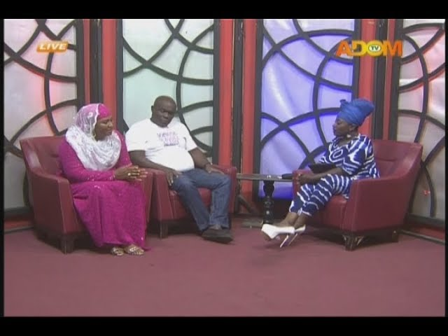 Divorce  - Odo Ahomaso on Adom TV (18-8-18)