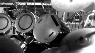 vehemence by your bedside drum cover