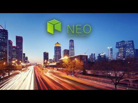 Криптовалюта NEO – перспективы 2018