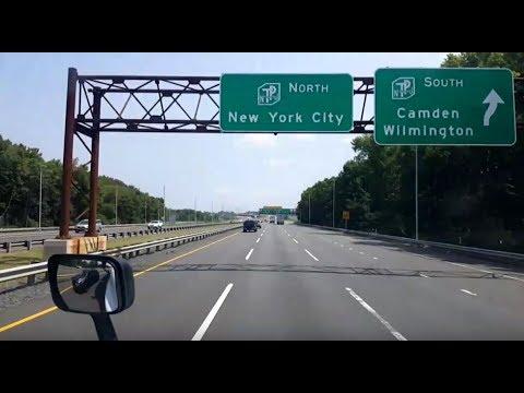TRAFFIC ADVISORY: All Lanes Blocked On NJ Turnpike In Mt