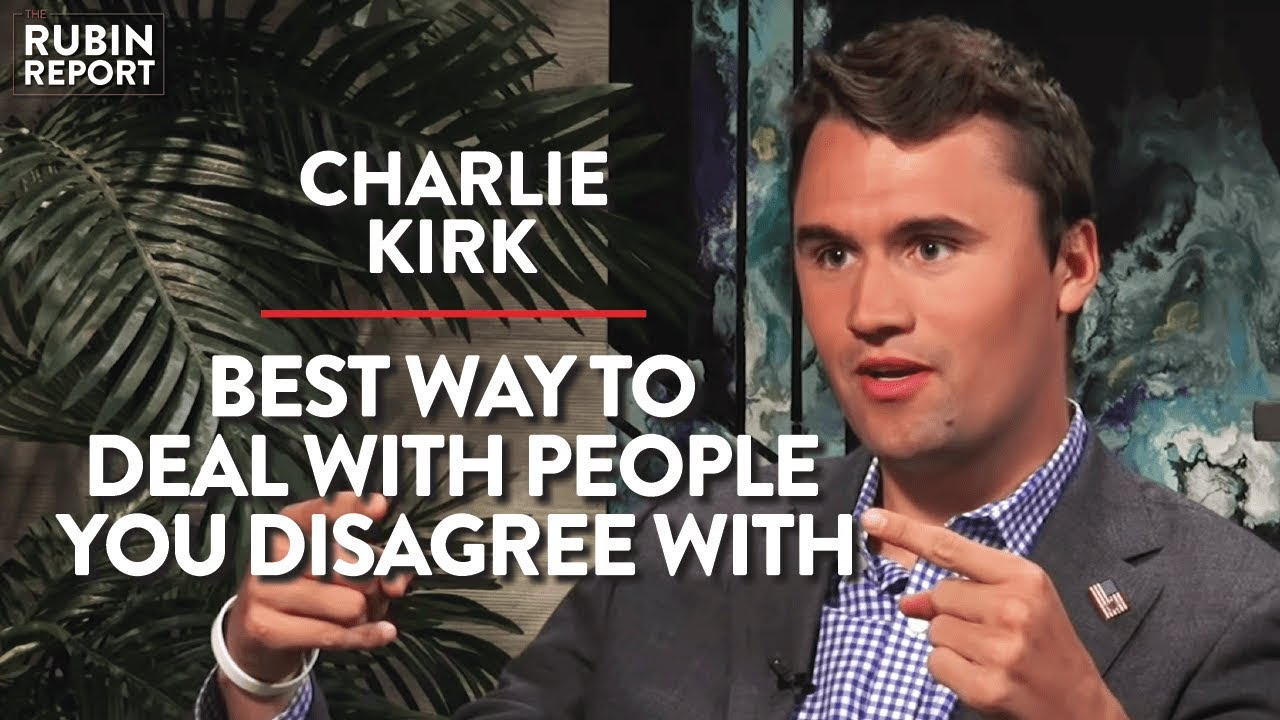The Rubin Report Left Making The Same MISTAKE Conservatives Made | Charlie Kirk | POLITICS |  Rubin