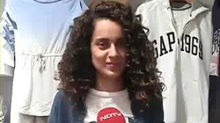 Kangana Ranaut on Datto vs Anushka's Jaggu