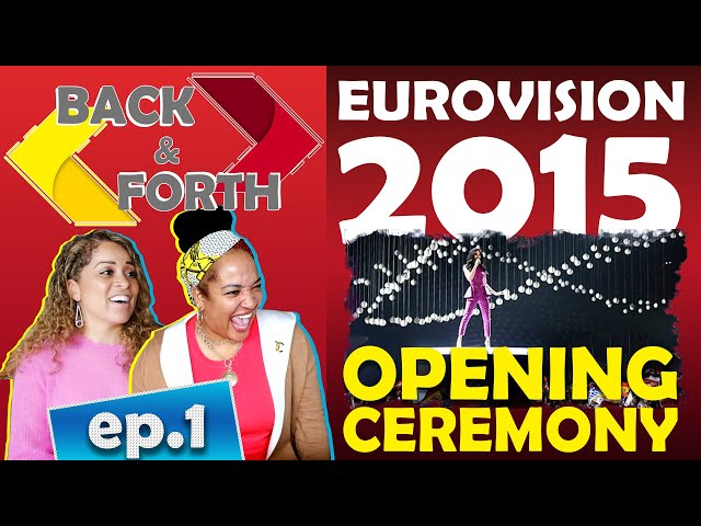 Americans react to Eurovision 2015 Opening Ceremony