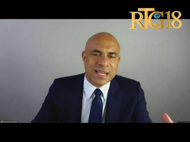Enstiti AMADEUS nan peyi Maroc ak Fondation Dr.  Louis G. Lamothe klotire 3èm telekonferans