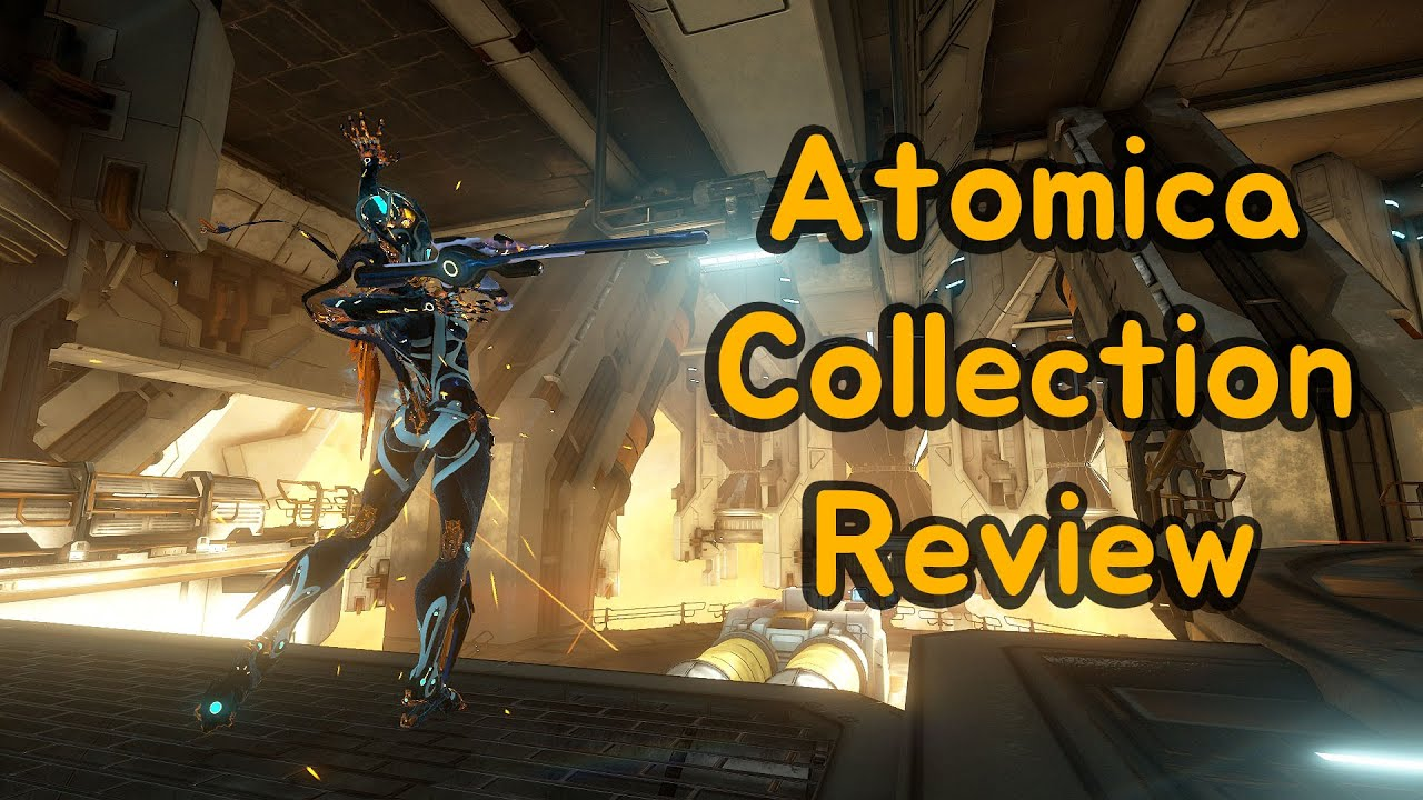 Warframe Nova Atomica Collection Review Youtube The nova atomica skin is available for individual purchase for ‍165, or as part of the nova atomica collection for ‍225, which also includes the radia syandana and alamos sniper skin. warframe nova atomica collection review