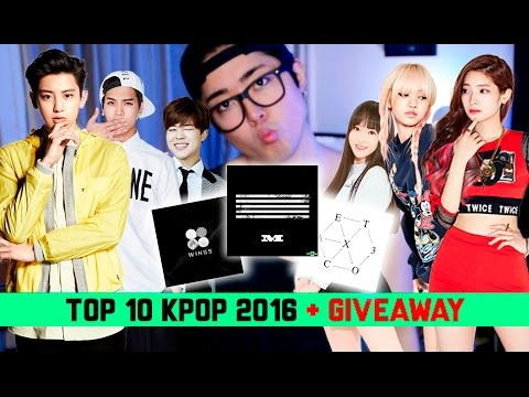 Free kpop album giveaways