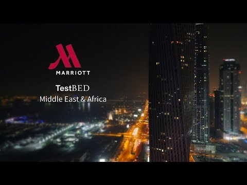 Marriott Hotels launches TestBED in Middle East & Africa