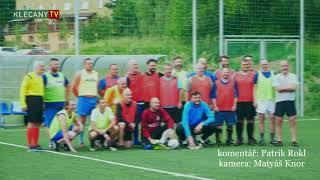 Fotbal amatérů 35+ Horní vs. Dolní Klecany