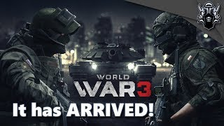 World War 3 Had a Very Interesting Launch!