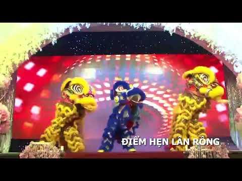 ĐIỂM hẹn Lân Rồng (chinese lion dance) múa lân sư rồng