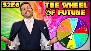 THE WHEEL OF FUTUNE! - S2E6 - Fifa 16 Ultimate Team