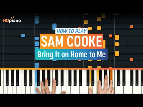 """How To Play """"Bring It on Home to Me"""" by Sam Cooke 