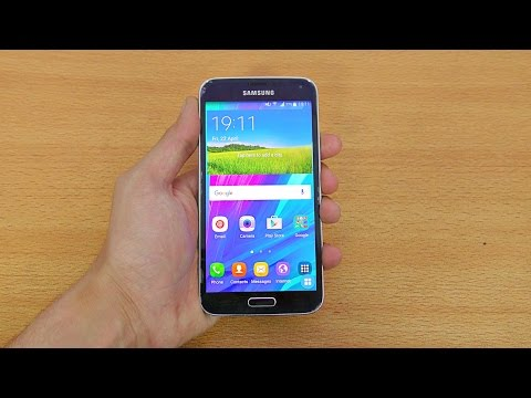 Samsung Galaxy S5 OFFICIAL Android 6.0.1 Marshmallow Review! (4K)