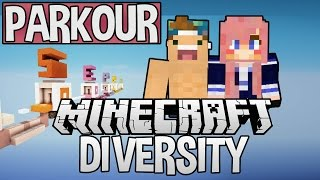 Parkour | Diversity Minecraft Adventure Map | Ep. 2