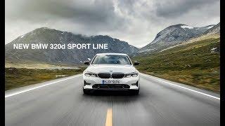 New BMW 320d G20 Sport Line
