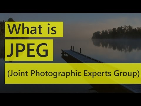 What is JPEG File Format |