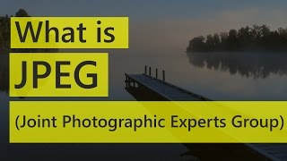 What Is Jpeg File Format  