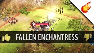 Fallen Enchantress: Legendary Heroes - First Impressions Gameplay