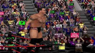WWE RAW 2008 PC Total Edition Demonstration and GamePlay
